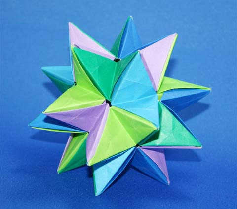 ハート 折り紙 折り紙でくす玉 : geekpage.jp